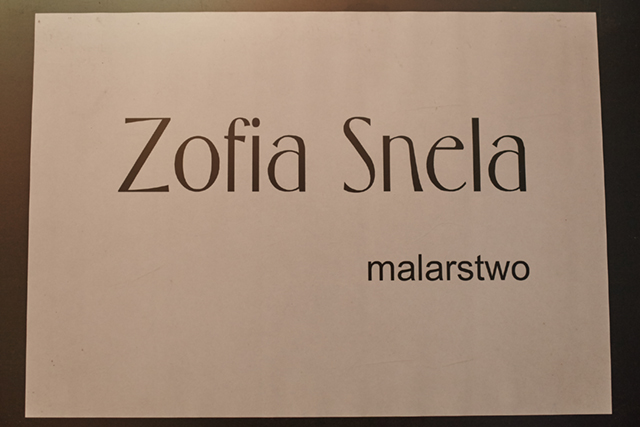 Zofia Snela